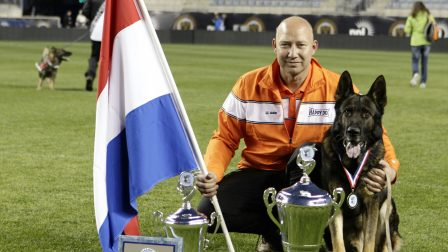 Robbie De Jong Vice Worldchampion